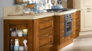 Как правильно встроить духовой шкаф в кухню