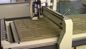 Оборудование для производства мебельных фасадов из МДФ
