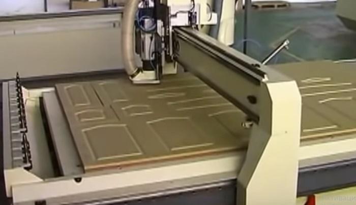 Оборудование для производства мебельных фасадов