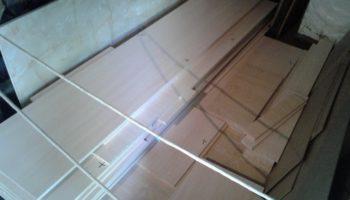 Распил ДСП – первый шаг в изготовлении мебели своими руками