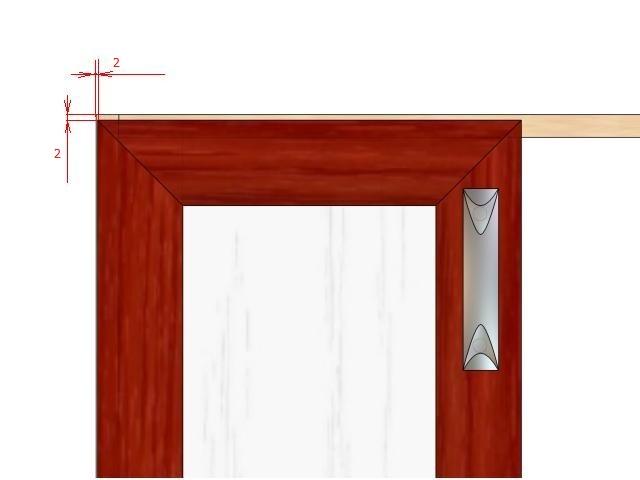 Как рассчитать размеры фасадов для прямой кухни своими руками