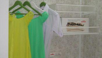 Готовые системы хранения для гардеробных и шкафов-купе, обзор с фото