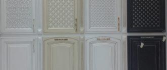 Патинирование фасадов МДФ и деревянной мебели, в чем заключается технология