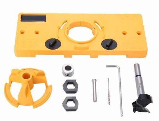 Мебельные кондукторы для монтажа петель